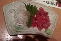 マグロぶつ480円